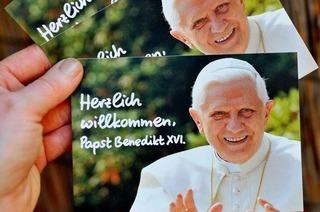 Papstbesuch schränkt Verkehr ein – Blechlawine befürchtet