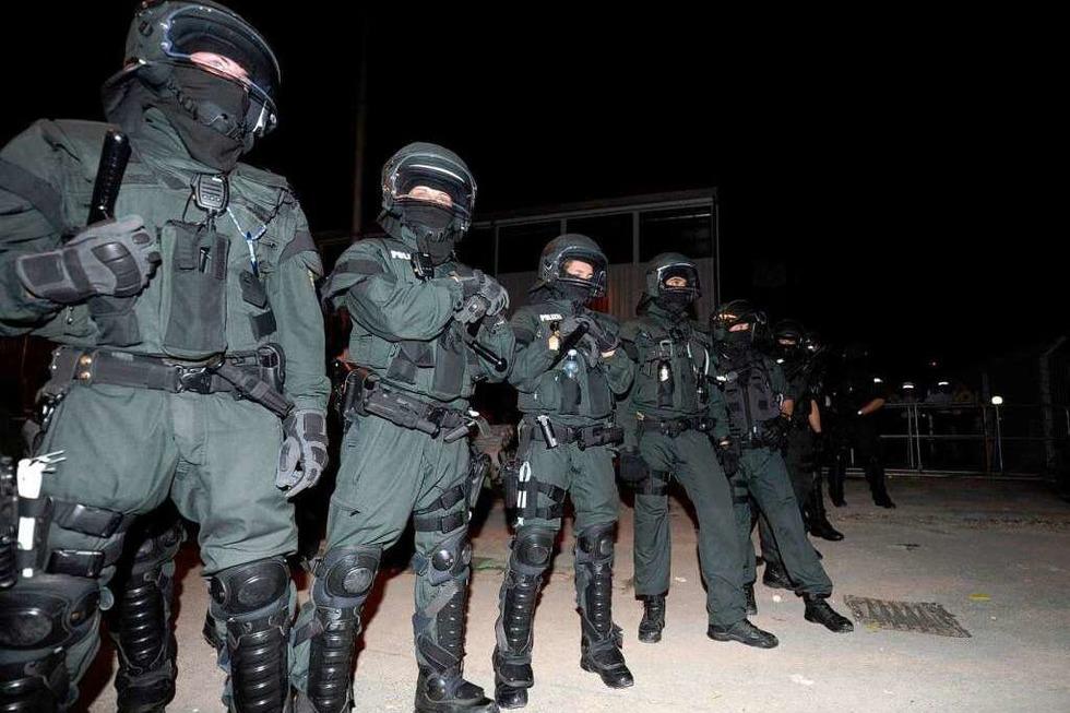 Bestürzung nach neuer Gewalt-Eskalation wegen Stuttgart 21 - Badische Zeitung TICKET