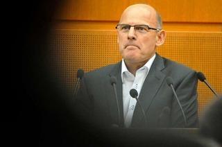 S21-Stresstest: Hermann unter Beschuss im Landtag – Fehler eingeräumt