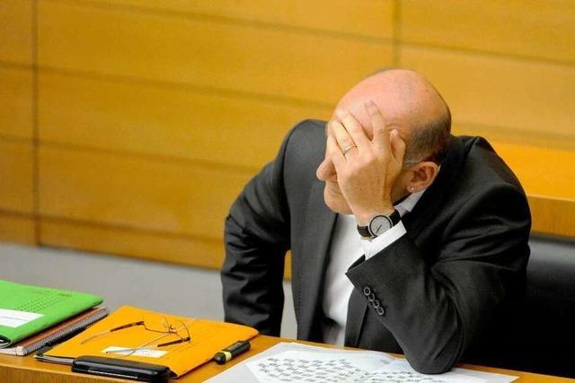 Volksentscheid zu Stuttgart 21 erst 2012?