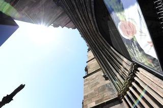 Verkehrskonzept: Den Papst gibt es in Freiburg am besten zu zu Fuß