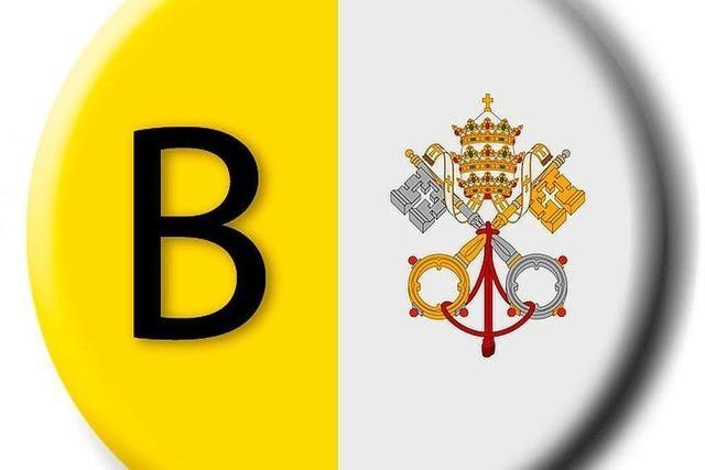B wie Benedikt