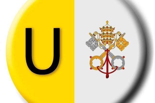 U wie Universalbischof