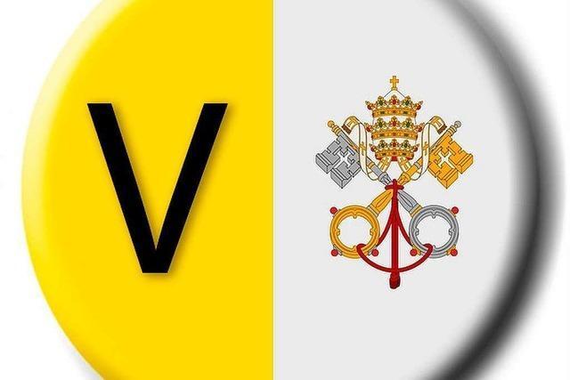 V wie Vatikan