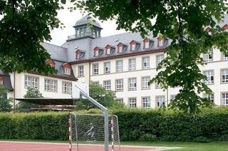 Ein Neubau f�rs Clara-Schumann-Gymnasium