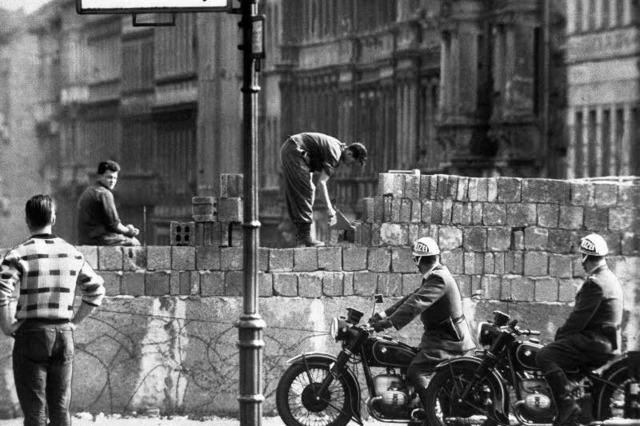 Heute vor 50 Jahren begann der Bau der Berliner Mauer