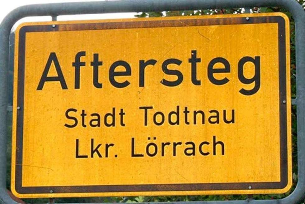 Warum heißt Aftersteg Aftersteg? - Badische Zeitung TICKET