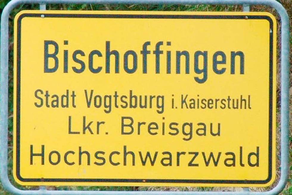 Warum heißt Bischoffingen Bischoffingen? - Badische Zeitung TICKET