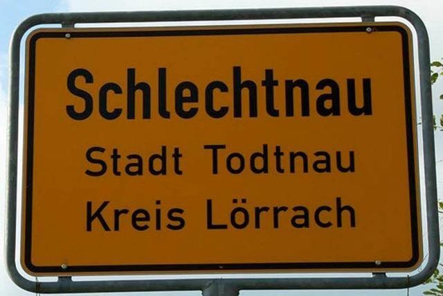 Warum heißt Schlechtnau Schlechtnau?