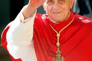Public Viewing: Landung und Abflug des Papstes live