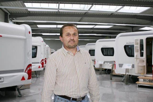 Caravan-Ernst: Unterwegs und doch zu Hause