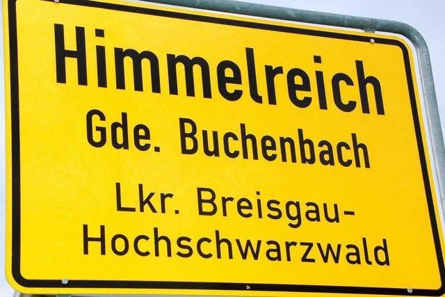 Warum heißt Himmelreich Himmelreich?
