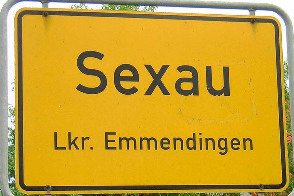 Warum heißt Sexau Sexau? - Badische Zeitung TICKET