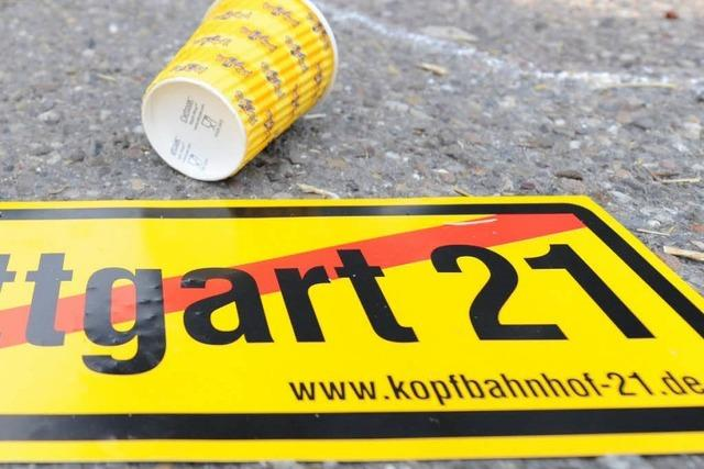 Stuttgart 21: Vorbereitungen auf Bahnhofswahlkampf beginnen