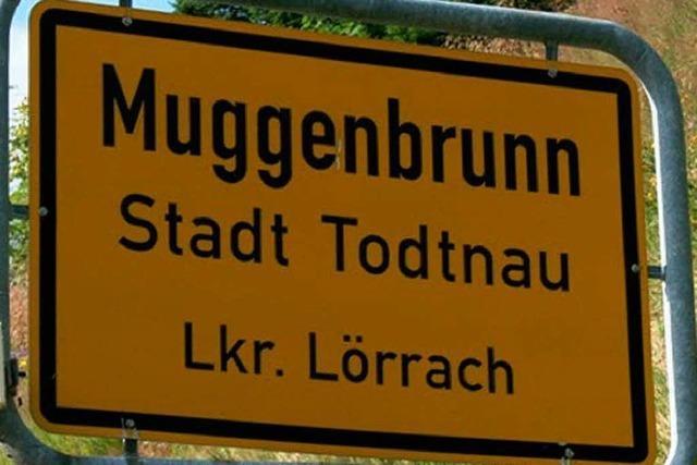 Warum heißt Muggenbrunn Muggenbrunn?