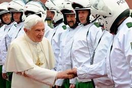 Fotos: Benedikt in Erfurt – Tag zwei des Papstbesuchs