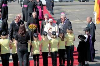 """""""Benedetto"""" – die Menschen in Lahr freuen sich über den Papst"""