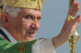 Papst ruft deutsche Katholiken zu Geschlossenheit auf