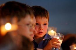 Fotos: Jugendvigil auf dem Messegelände