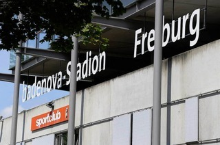Stadiondebatte: Stadt und SC Freiburg favorisieren zwei Standorte