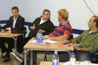 Bürgermeisterwahl: Die Kandidaten geben sich jugendlich