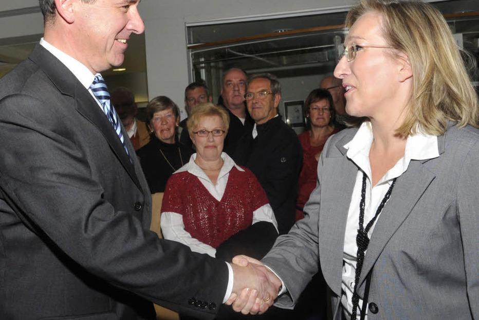 Fotos: Die Bürgermeisterwahl in Müllheim