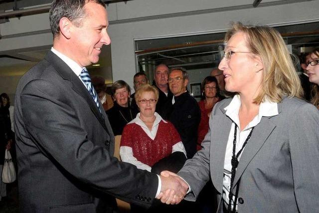 Müllheim: Siemes-Knoblich ist Wahlsiegerin – aber nicht Bürgermeisterin