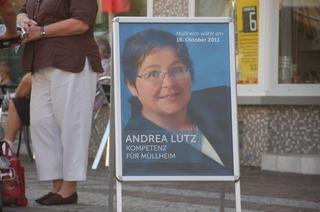 Andrea Lutz hält Kandidatur aufrecht
