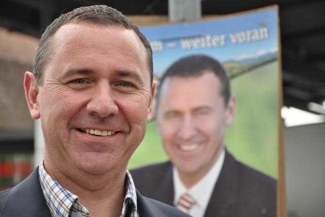 Lohs bleibt im Rennen um das Bürgermeisteramt