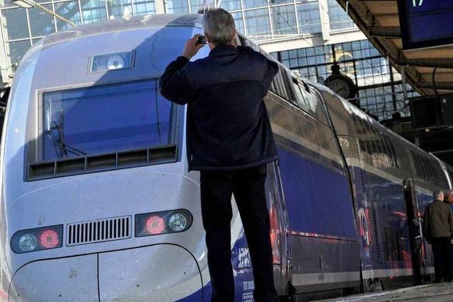 TGV: In sechs Stunden von Freiburg an die Côte d'Azur