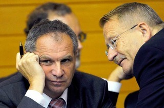 SPD-Innenminister kritisiert S-21-Prospekt