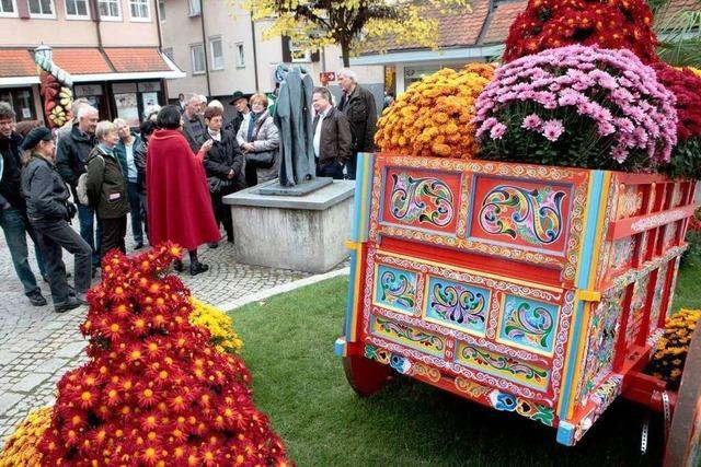 Chrysanthema 2011: Mit stärkerer Regionalität punkten