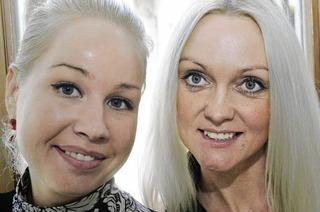 Zwei Freundinnen kochen eeine Sauerampfersuppe aus Lettland