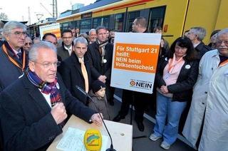 Wahlkampf zur Volksabstimmung stößt in Freiburg auf großes Interesse
