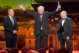 Fotos: Die Verleihung des 24. Europ�ischen Filmpreises in Bildern