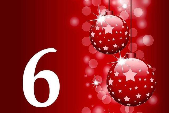 6. Dezember 2011: Die gute Nachricht aus Südbaden