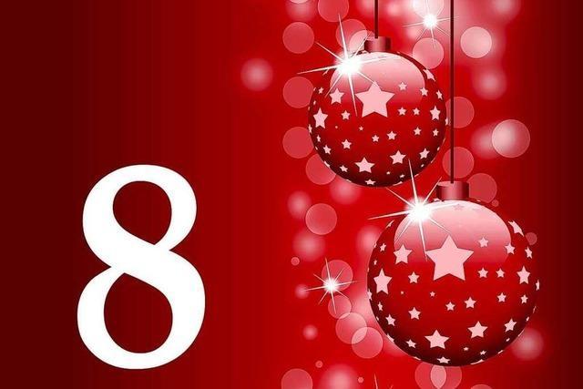 8. Dezember 2011: Die gute Nachricht aus Südbaden
