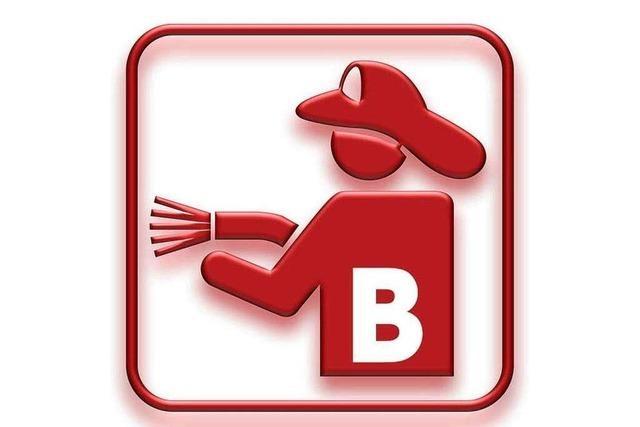 B wie: Brandnest