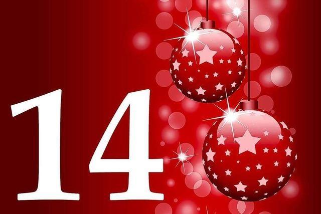 14. Dezember 2011: Die gute Nachricht aus Südbaden
