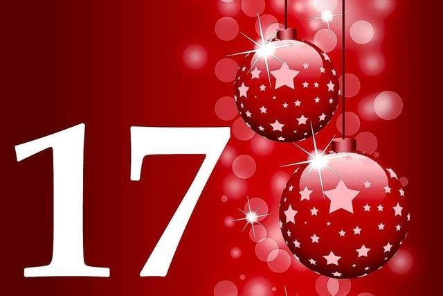 17. Dezember 2011: Die gute Nachricht aus Südbaden