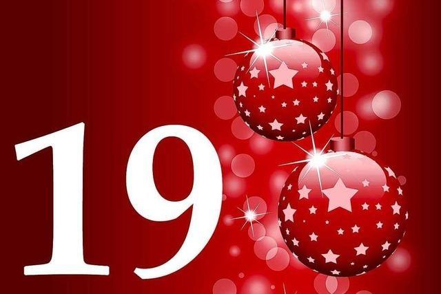 19. Dezember 2011: Die gute Nachricht aus Südbaden