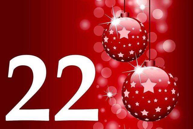 22. Dezember 2011: Die gute Nachricht aus Südbaden