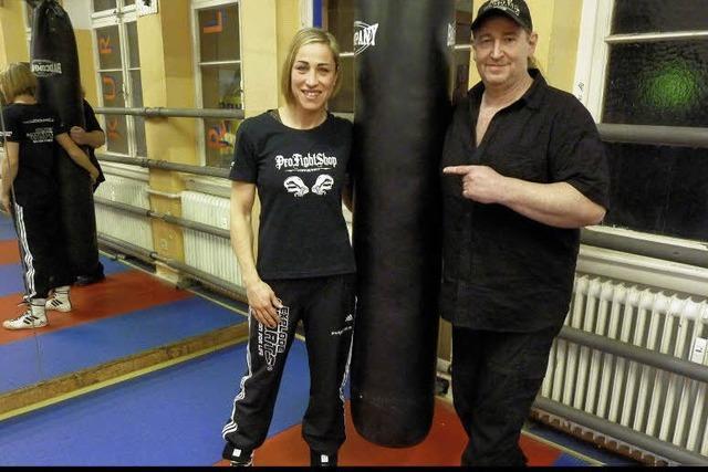 Die Box-Weltmeisterin aus Offenburg