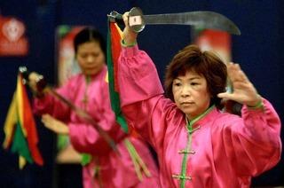 Tai-Chi: Die Suche nach dem Glück