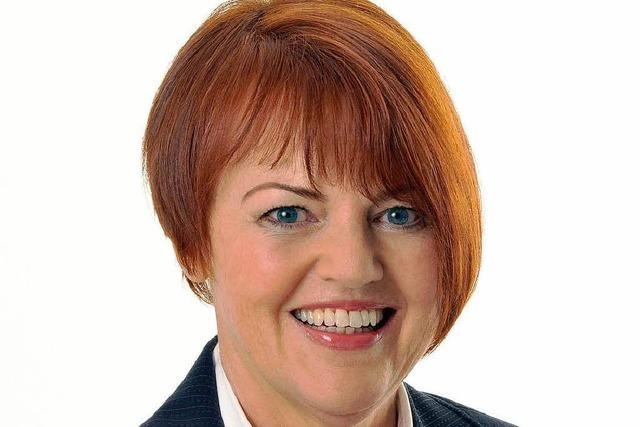 Cornelia Rösner kündigt ihre Kandidatur an