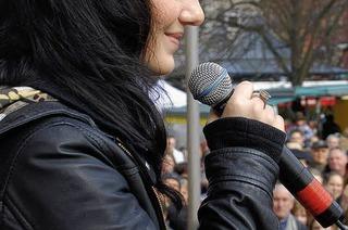 In Offenburg ist Ornella die klare Siegerin