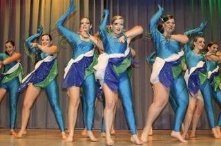 Super Stimmung beim Tanzfestival