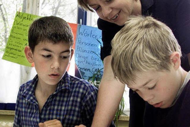 Hilfssheriffs oder Lehrer light?