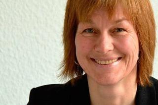 Susanne Wienecke will für die Grünen kandidieren
