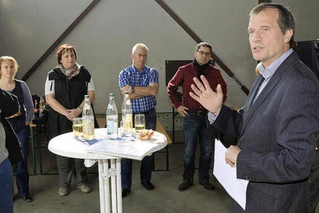 Klaus Eberhardt macht fünf Vorschläge
